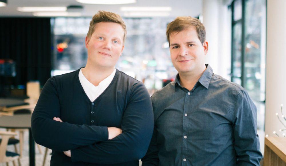 Mikko Kaipainen and Chris Thür
