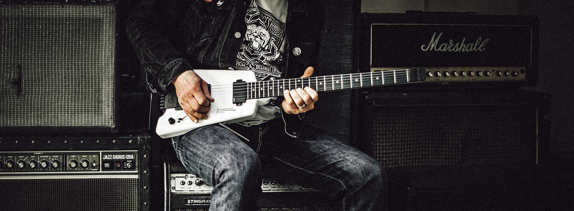 5 Essential Guitar Scales