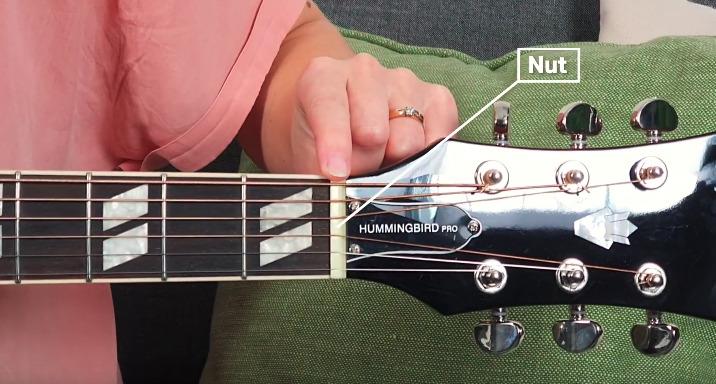 Guitar Nut