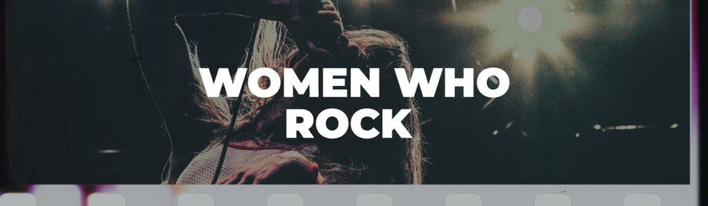Women Who Rock Collection