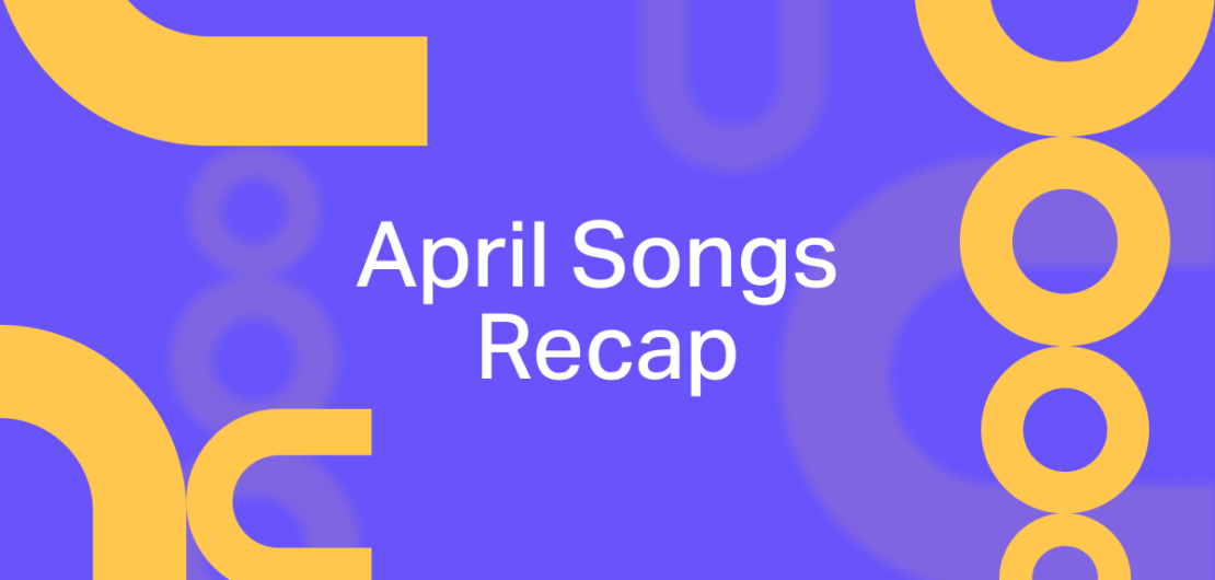 New Song Releases for May on Yousician