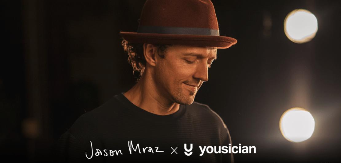 Jason Mraz Yousician Spotlight Course